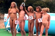 Nudist colony jr pageant videos that time